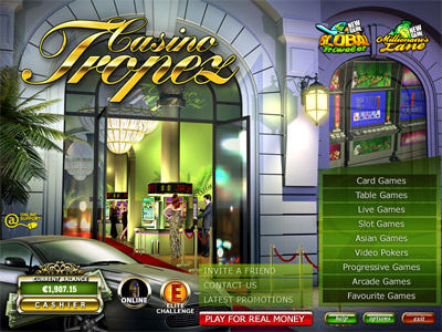 real money casino slots online