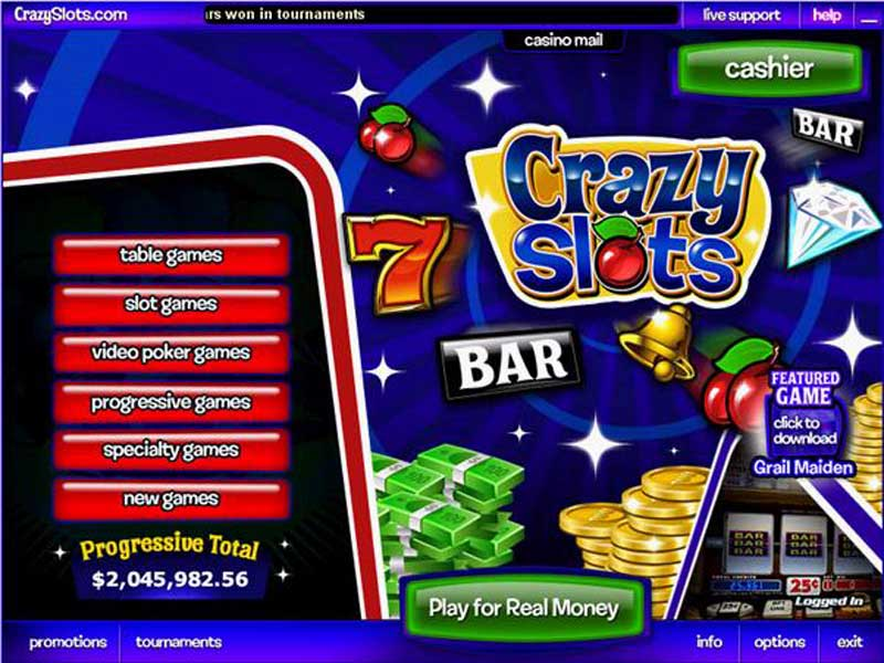 list of online casinos in usa